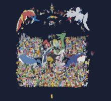 All pokemon Kids Clothes
