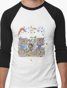 All pokemon T-Shirt