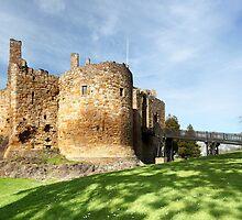 Dirleton Castle by Grant Glendinning