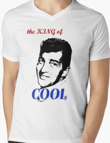 dean martin t-shirt Mens V-Neck T-Shirt