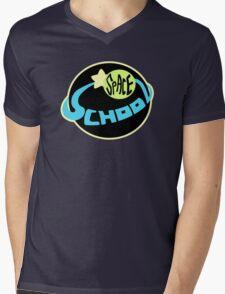 Space School - Logo Mens V-Neck T-Shirt