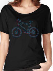 Mountain bike graphic Women's Relaxed Fit T-Shirt