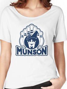 Munson Women's Relaxed Fit T-Shirt