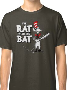 The Rat With The Bat Classic T-Shirt