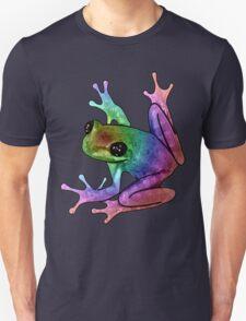 Celestial-Eyed Rainbow Frog Unisex T-Shirt