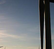 Windfarm In Scotland by GuyHinksPhoto