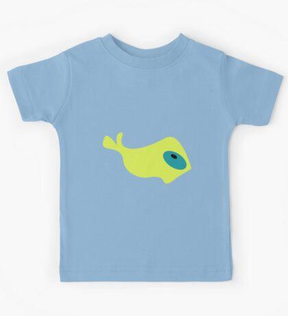 Yellow Fish Kids Tee