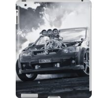 TZNYA UBC Burnout iPad Case/Skin