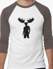 Sam Winchester: The Moose Men's Baseball ¾ T-Shirt