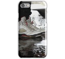 Jordan Sneakers In Water iPhone Case/Skin