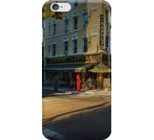 Cafe Napoli iPhone Case/Skin