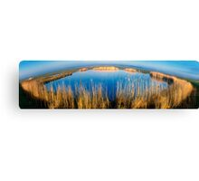 Eempolder panorama Canvas Print