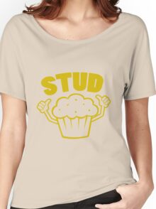 Stud Muffin Women's Relaxed Fit T-Shirt