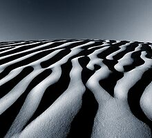 Sand dunes in Tunisia by timbooth2770