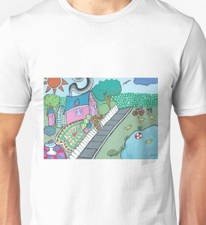 Duck Pond Unisex T-Shirt