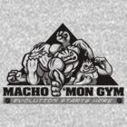 Macho&#x27;mon Gym by Kari Fry