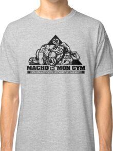 Macho'mon Gym Classic T-Shirt