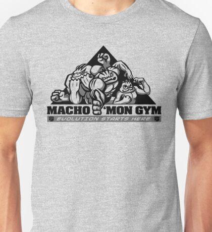 Macho'mon Gym T-Shirt