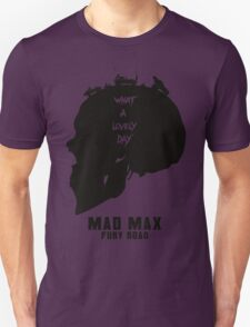 Mad Max Skull Road T-Shirt