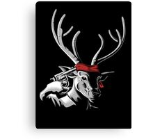 The Deer Hunter Canvas Print