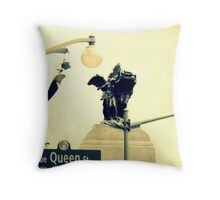 National War Memorial of Canada Throw Pillow