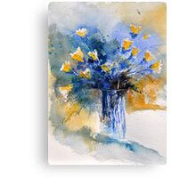 watercolor 213012 Canvas Print