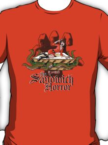 HP LoveKRAFT's the Sandwich Horror T-Shirt
