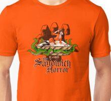 HP LoveKRAFT's the Sandwich Horror Unisex T-Shirt
