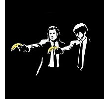 PULP FICTION BANANA. Photographic Print