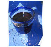 A Glass of Wine - Una Copa de Vino Poster