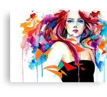 The Last Dance Canvas Print
