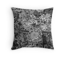Intricate Emotions # 2 Throw Pillow