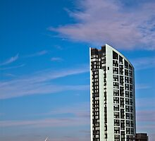 Tower on the Waterfront by jaytr08