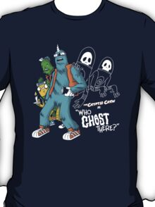 Who Ghost there? T-Shirt