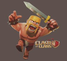 Clash Of Clans Caracter by guyton