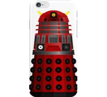 EXTERMINATE !!! iPhone Case/Skin