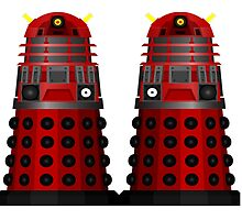EXTERMINATE !!! by BURPdesigns