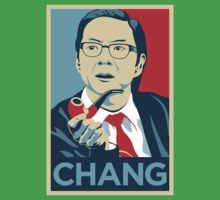 Chang We Can Believe In (Community) Kids Clothes