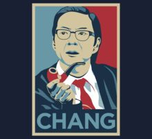 Chang We Can Believe In (Community) Kids Tee
