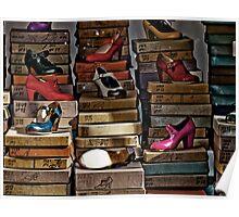 Flamenco shoes Poster