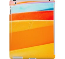 Kayaks iPad Case/Skin