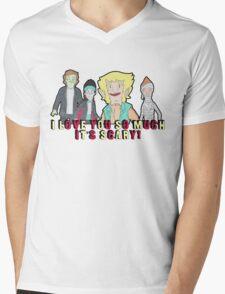 boyz 4 now Mens V-Neck T-Shirt
