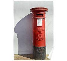 Pillar box Poster