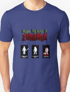 Zombies!!!! T-Shirt