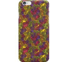 Spirals. iPhone Case/Skin