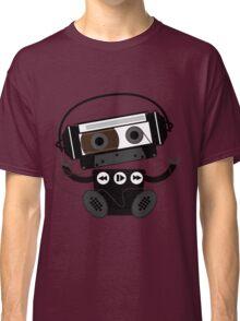 Cassette Robot Classic T-Shirt