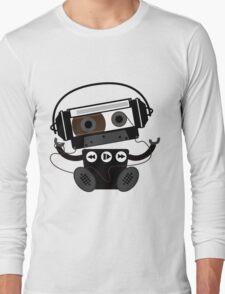Cassette Robot Long Sleeve T-Shirt