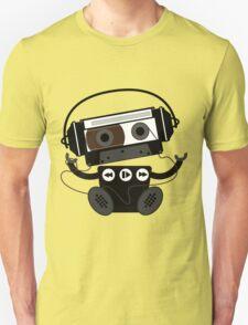 Cassette Robot T-Shirt