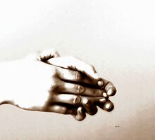The Language of Hands by ArtbyDigman