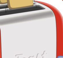 Bravest Warriors - Jelly Kid Love Toast Sticker